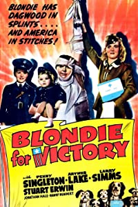 Movies digital downloads Blondie for Victory Frank R. Strayer [mov]