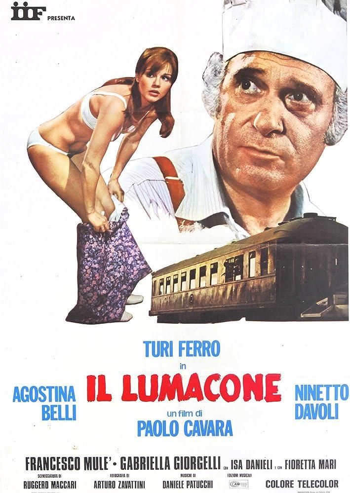 18+ Il lumacone 1974 English 720p DVDRip 600MB Download