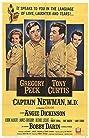 Captain Newman, M.D. (1963) Poster