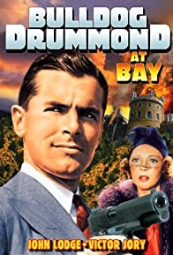 Primary photo for Bulldog Drummond at Bay