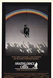 Amazing Grace and Chuck Poster