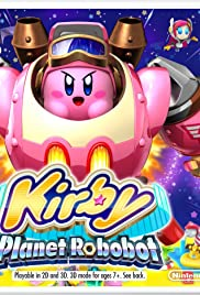 Kirby: Planet Robobot Poster