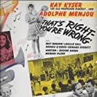 Lucille Ball, Edward Everett Horton, Roscoe Karns, Kay Kyser, Adolphe Menjou, Ginny Simms, and Kay Kyser Band in That's Right - You're Wrong (1939)