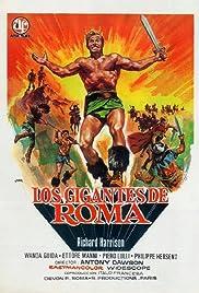 I giganti di Roma(1964) Poster - Movie Forum, Cast, Reviews
