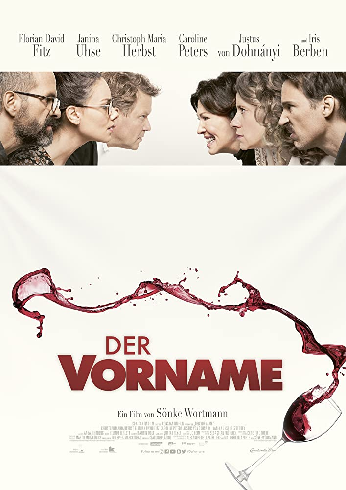 一次聚会 Der Vorname (2018)