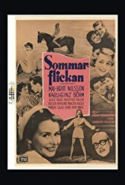 Swedish Girl Poster