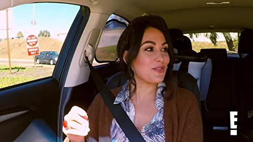 Total Bellas: Brie Bella Gets Frustrated Driving With Slowpoke Daniel Bryan