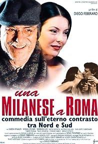 Primary photo for Una milanese a Roma