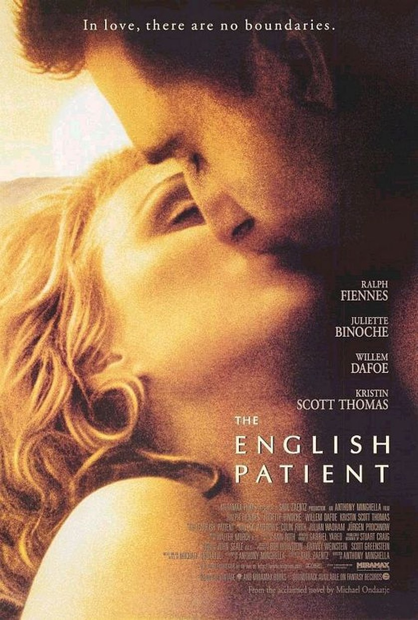 The English Patient (1996) - IMDb