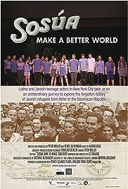 Sosua: Make a Better World Poster