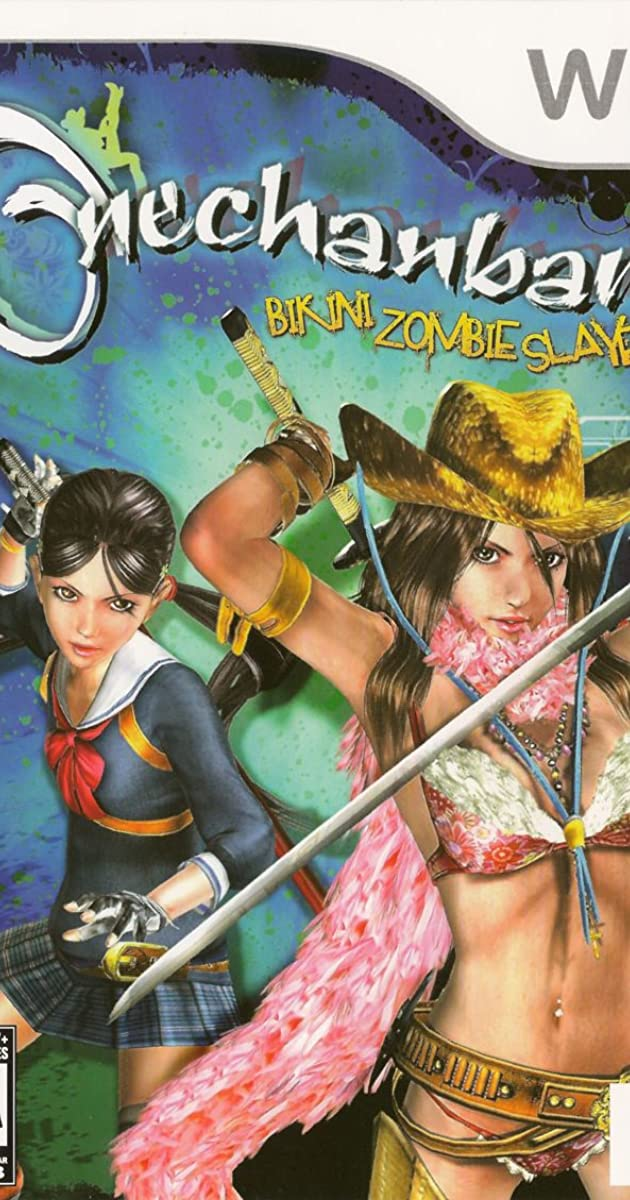 Onechanbara Bikini Zombie Slayers Video Game 2009 Imdb
