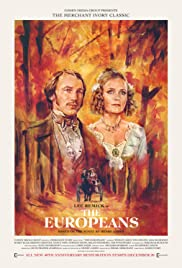 The Europeans(1979) Poster - Movie Forum, Cast, Reviews