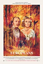 The Europeans (1979) Poster