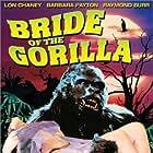 Steve Calvert and Carol Varga in Bride of the Gorilla (1951)