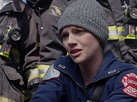 Chicago Fire 4×23 – Superhéroe