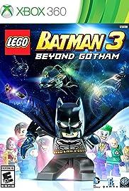 Lego Batman 3: Beyond Gotham Poster
