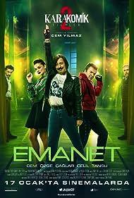 Karakomik Filmler: Emanet (2020)