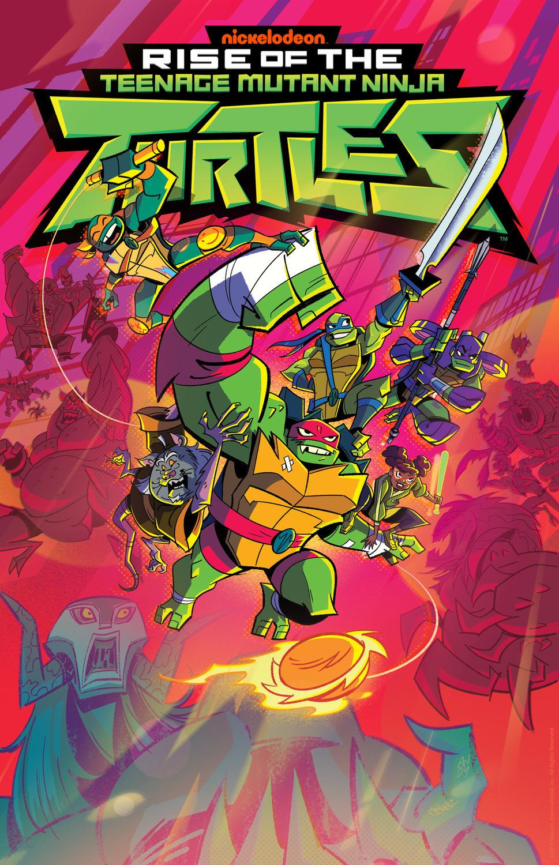 Rise Of The Teenage Mutant Ninja Turtles Tv Series 2018 Imdb