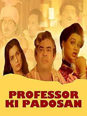 Bhushan Banmali Professor Ki Padosan Movie