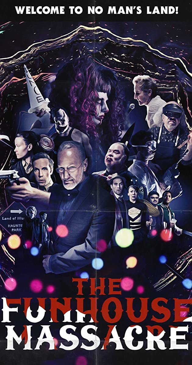 The Funhouse Massacre (2015) - IMDb