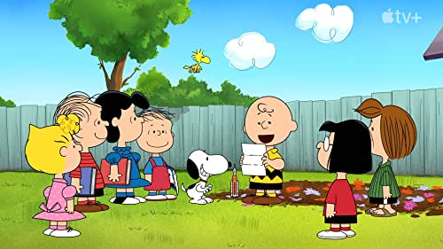 The story follows Snoopy as his vision of becoming an astronaut turn into reality, as he and Woodstock tag along with the Peanuts gang on a trip to NASA. They are chosen for an important mission to space - it is said...