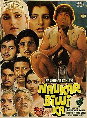 Naukar Biwi Ka movie, song and  lyrics