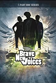 Russell Simmons Presents Brave New Voices Poster