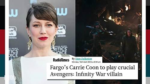 New 'Infinity War' Villain Revealed