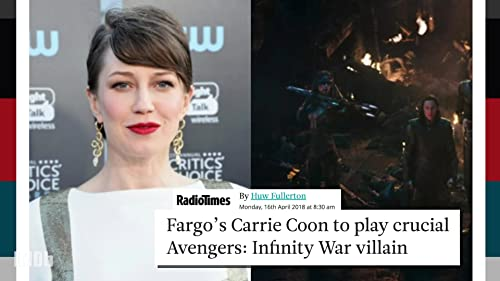 New 'Infinity War' Villain Revealed