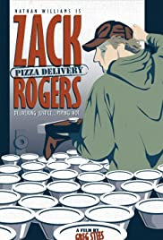 Zack Rogers: Pizza Delivery Poster