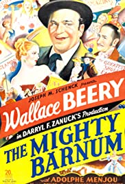The Mighty Barnum (1934) starring Wallace Beery on DVD on DVD