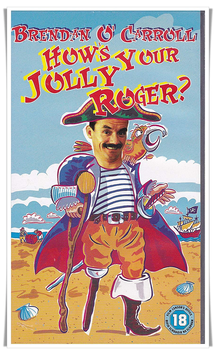 How's Your Jolly Roger? (1995)