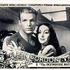 Buster Crabbe and Priscilla Lawson in Flash Gordon (1936)
