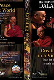 Creating Peace in a Violent World Poster