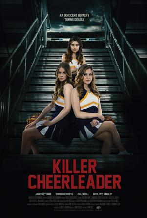 Dying to be a Cheerleader (2020) Dual Audio Hindi 300MB HDTV 480p Free Download