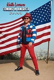 Keith Lemon: Coming in America Poster