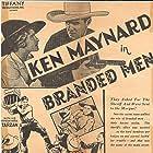 June Clyde and Ken Maynard in Branded Men (1931)