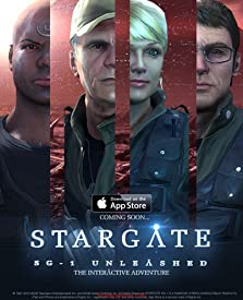 Stargate SG-1: Unleashed (2013 Video Game)