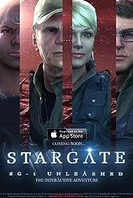 Stargate SG-1: Unleashed (2013) Poster - Movie Forum, Cast, Reviews