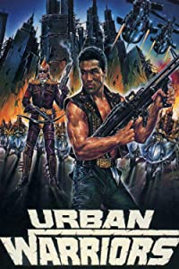 Urban Warriors David Worth