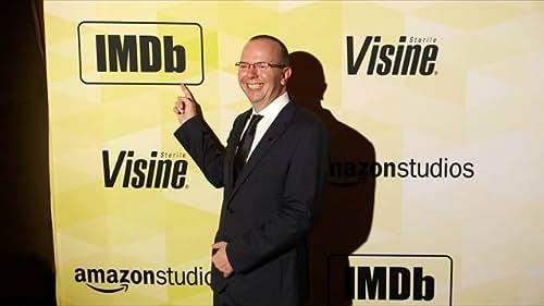 Inside IMDb's 25th Anniversary Party