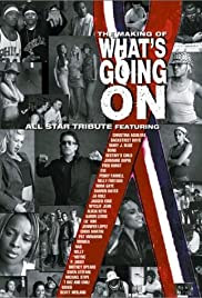 All Star Tribute: What's Going On Poster