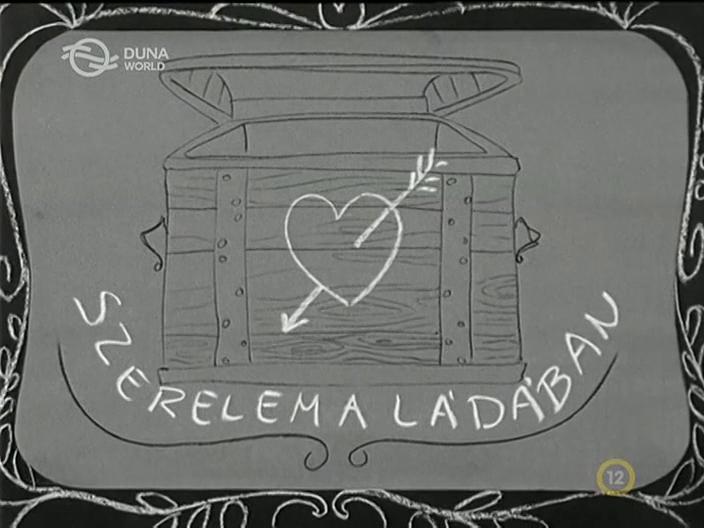 Szerelem a ládában (1971)