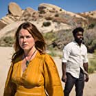 Damien D. Smith and Jen Kuhn in Driftwood