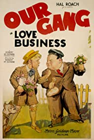 Love Business (1931) Poster - Movie Forum, Cast, Reviews