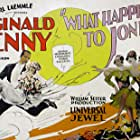 Reginald Denny, Melbourne MacDowell, Marian Nixon, Zasu Pitts, Margaret Quimby, Frances Raymond, and Nina Romano in What Happened to Jones? (1926)