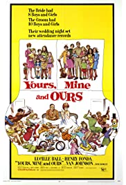 Yours, Mine and Ours (1968) filme kostenlos