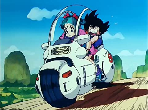 Dragon Ball 1×01 – Bulma y Son Gokū