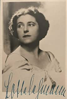 Lotte Lehmann Picture