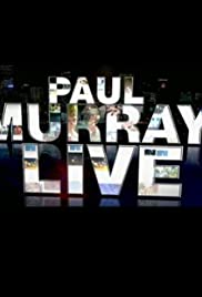 Paul Murray Live Poster